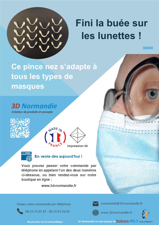 Pince-Nez-Masque