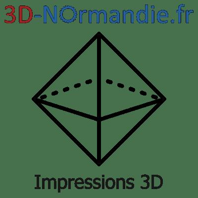 3D-Normandie – Impression 3D – Modélisation – Prototypage
