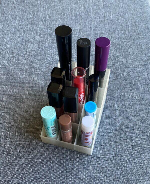 Support cosmétique 12 Rouges à Lèvres